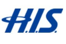 H.I.S logo