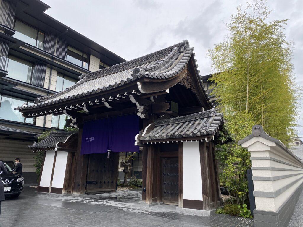 ホテルザミツイ京都門