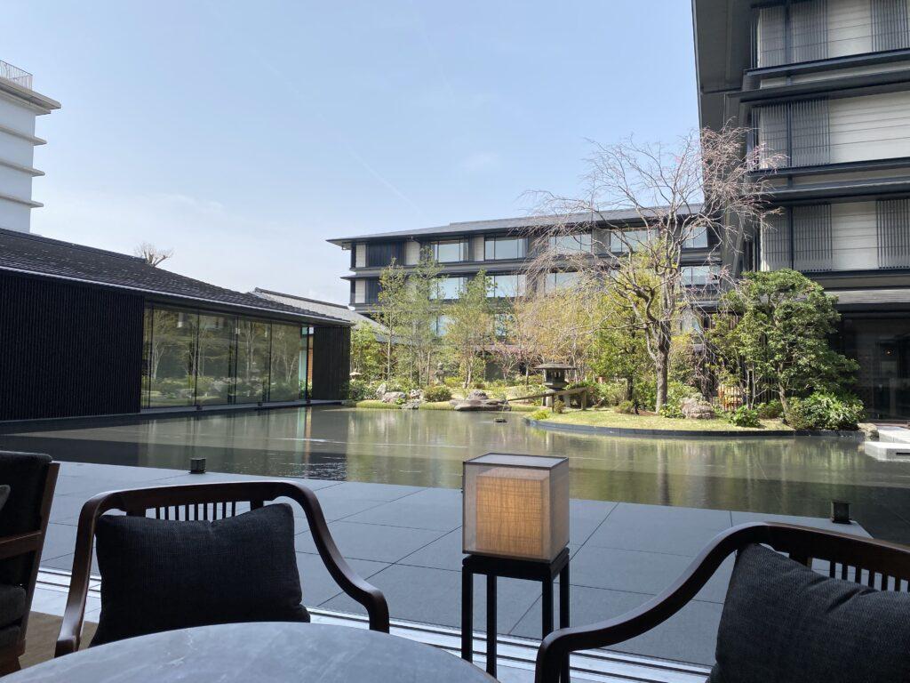 ホテルザミツイ京都庭園
