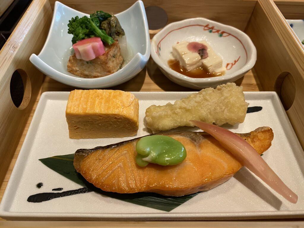 ホテルザミツイ京都朝食2