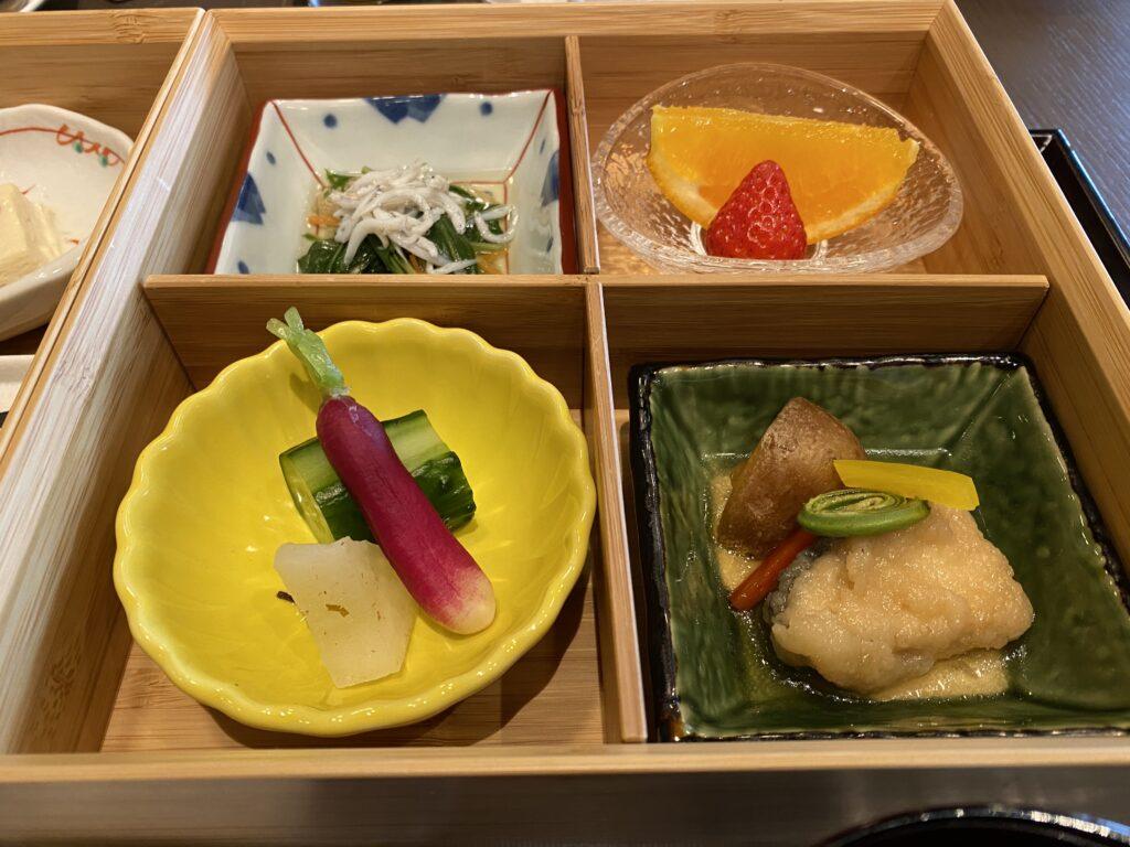 ホテルザミツイ京都朝食3