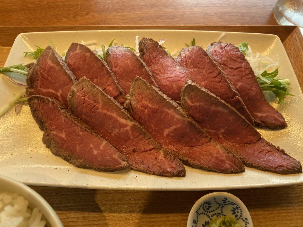 ステーキおおつかローストビーフセット2