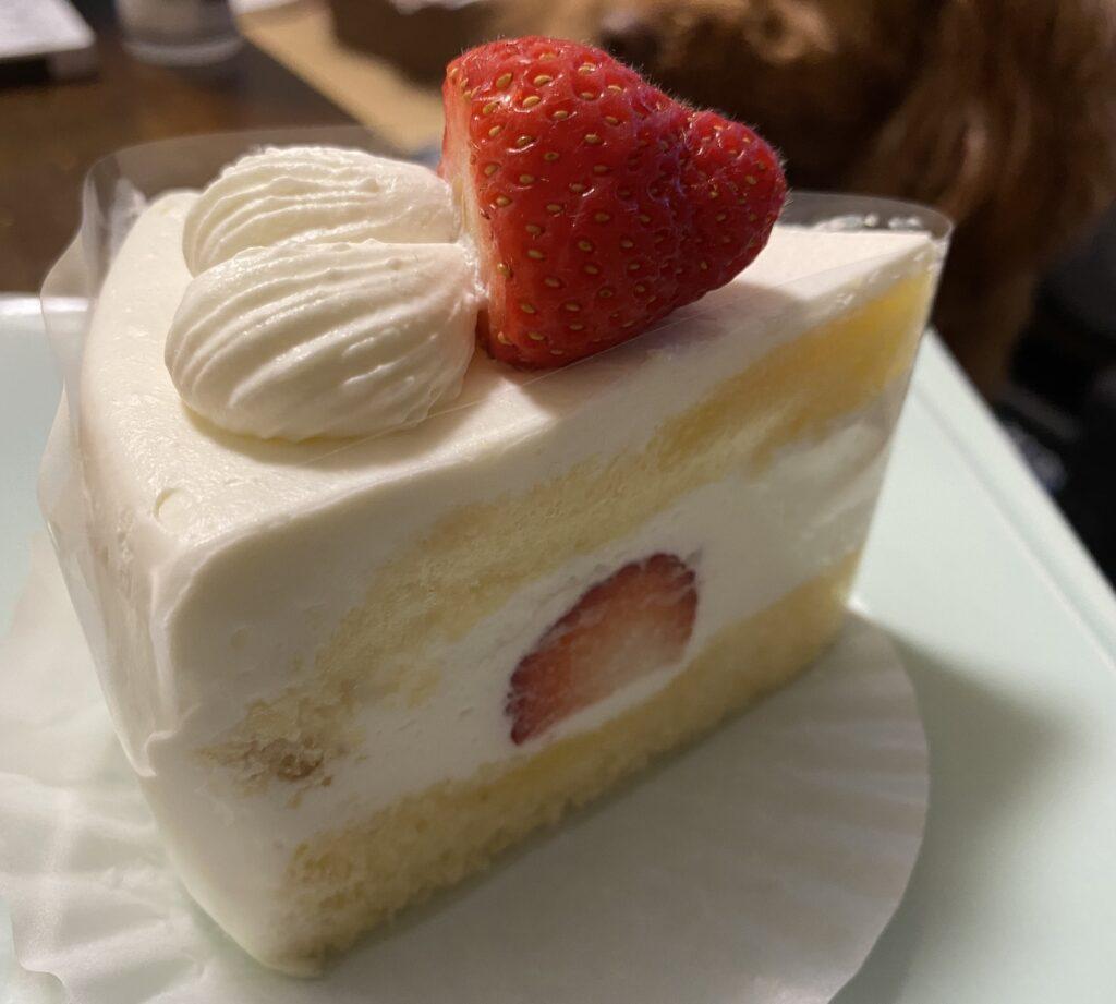 藤堂プランニングショートケーキ